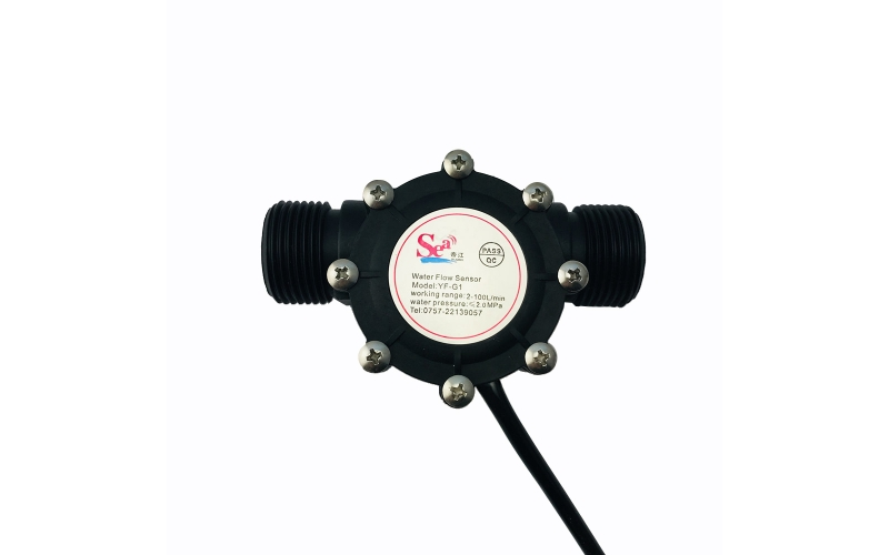 YF-G1 Hall Water Flow Sensor
